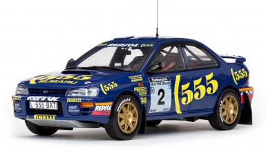 Sunstar Subaru Impreza 555