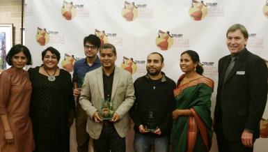 """Aynabaji"" bags best film award at Seattle"