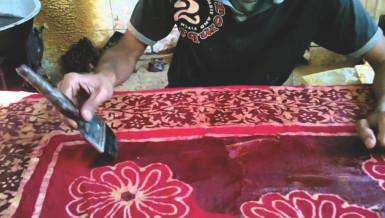 Batik-the art of colours
