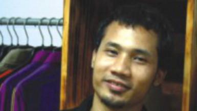 Debashis Chakma's international transition