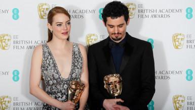 'La La Land' wins big at Britain's BAFTA awards
