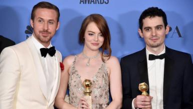 'La La Land' leads the pack for Britain's Bafta film awards