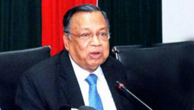 Foreign Minister AH Mahmood Ali