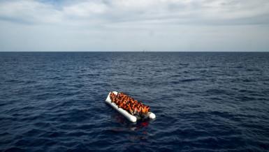 migrant bodies wash up