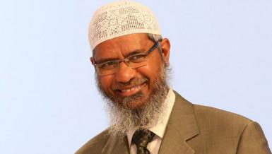 Zakir Naik, AFP, Islamic preacher