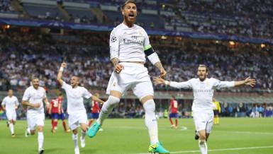 Ramos sets Champions League record