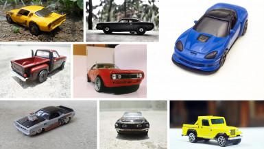 Custom Hot Wheels: Usdm Build-off