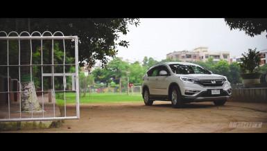 Shift review: 2016 Honda CRV