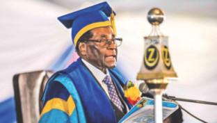 Mugabe digs in