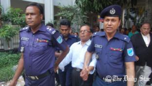 Bribe case: N'ganj teacher Shyamal Kanti lands in jail