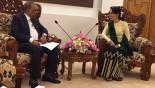 Myanmar working on Rohingya repatriation: Suu Kyi