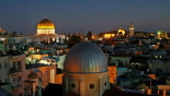 Pope Francis defends Jerusalem 'status quo'