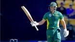 De Villiers steps down as ODI captain