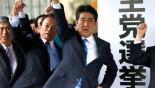 Japan's Abe kicks off 'difficult' election battle