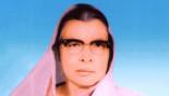 Akikunnessa Ahmad's 35th death anniversary today