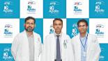 Complicated surgery in Apollo Hospitals Dhaka