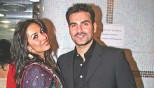 Arbaaz & Malaika together after Divorce!