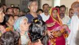 Baby born at flood shelter named 'Ashroy'