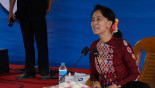 Rohingya crisis: Suu Kyi blames terrorists of 'misinformation'