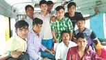 10 Bangladeshi boys return home