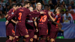Unlucky Coates gifts Barca win at Sporting
