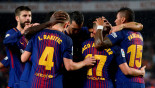 Cries of 'freedom' as record-breaking Barca march on