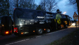 Serious explosives  in attack on Dortmund bus: police