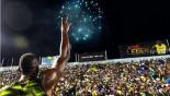 Gatlin hails Bolt the 'showman' despite relay injury