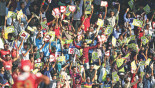 Passionate fans, not so passionate organisers