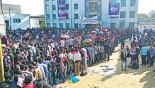 Fan frenzy for tickets in Sylhet