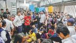 BRAC University: Students protest 'assault' on teacher