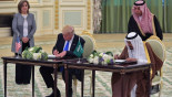 Trump's Riyadh rendezvous