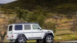 Say a big goodbye to the Mercedes-Benz G 500 4x4²
