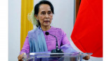Myanmar's Suu Kyi says army admission on killings a positive step