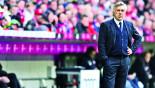 Kalle backs Ancelotti