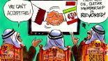 Qatar: Backing the wrong terrorists
