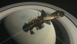 Astronomers bid farewell to Saturn spacecraft