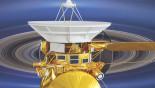 Cassini ends 13-yr Saturn odyssey