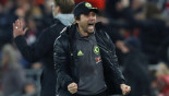 Conte claims wounded Arsenal are FA Cup favourites