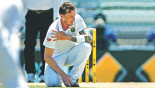 Steyn's India series in doubt