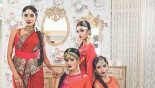 Soundtrack for the 'deshi' wedding