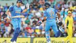 Pandya puts India ahead