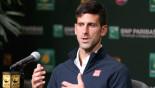 Djokovic seeks to turn up heat in California desert
