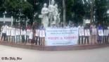 DU students demand cancellation of sec 57