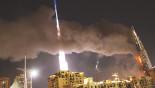 Fire engulfs Dubai hotel