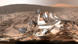 In visuals: Curiosity's first visit to Martian dunes