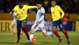 Ecuador suspend five for indiscipline before Argentina game