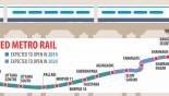 Dhaka's metro rail construction starts