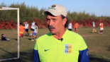 Messi's first coach dies in Argentina
