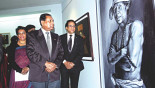 Art exhibition commences at CU Fine Arts Institute